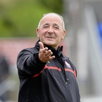 Funeral for former Cliftonville manager Tommy Breslin as body returns home after death in Spain