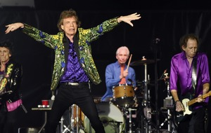 Mick Jagger satisfied as Nasa names rolling stone on Mars after rock heroes