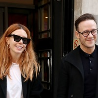 Strictly's Kevin Clifton offers rare glimpse of Stacey Dooley romance