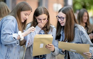 Change in attitude towards girls in `stem' driving improved GCSE performance