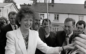 State papers: Royal greeting to President Mary Robinson rejected by NIO in 1995