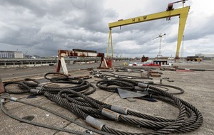 Harland & Wolff being sought by several bidders