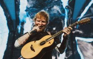 Ed Sheeran 'so happy' to end record-breaking tour with Ipswich homecoming gigs