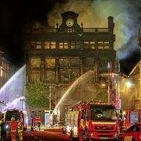 Primark fire brought Belfast city centre to a standstill