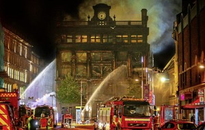 Primark fire brought Belfast city centre to a standstill