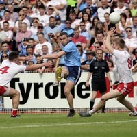 Dublin forward Andrews holds no grudge against Tyrone's Morgan