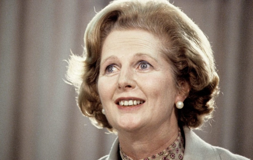 Margaret Thatcher suggested re...