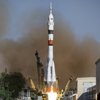 Space station relocates capsule to help Soyuz with robot aboard dock