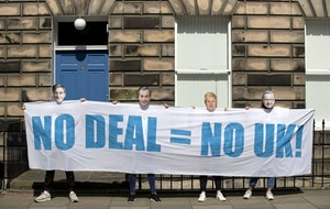 Fionnuala O Connor: British politics divided into braying deal and no deal tribes