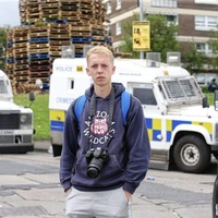 Belfast photographer Andrew Johnston on 'documenting Belfast as it is'