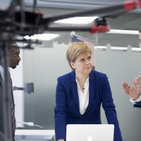 Scotland aiming to be leader in 5G technology, Nicola Sturgeon says