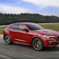Alfa Romeo Stelvio: The thinking driver's SUV