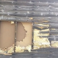 Ballyclare church hall's wall ripped out by youths