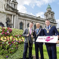 Belfast city council announces projects aimed at regenerating city centre one year on from the Primark fire