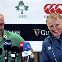 Joe Schmidt: No internal noise in Ireland rugby camp regarding Rory Best's captaincy