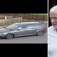 Police issue car image in Malcolm McKeown murder probe