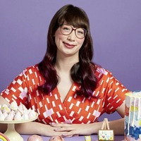 Bake Off's Kim-Joy: 'If I make a pizza, I still like to do faces'