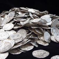Norman Conquest coin cache shows evidence of tax evasion