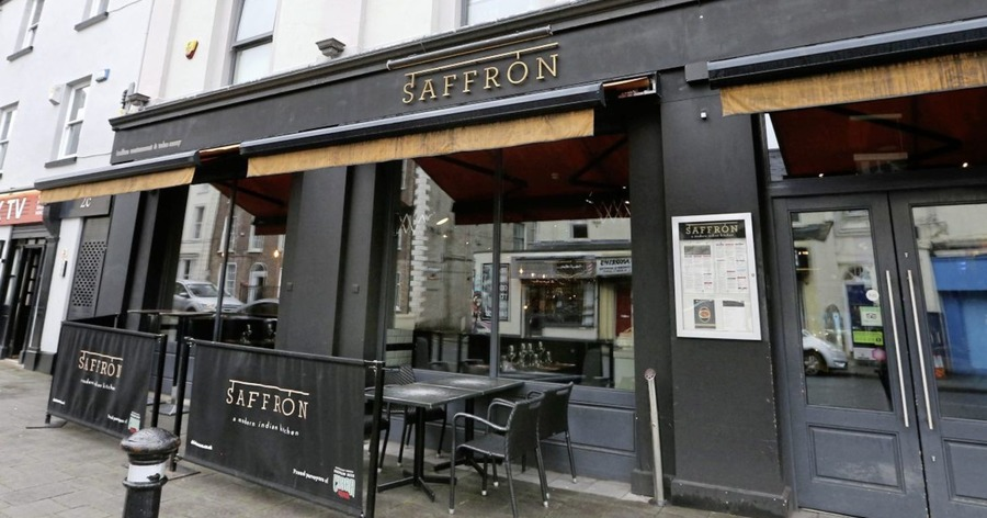 Eating Out: Derry Indian Saffron 'has a lot going for it