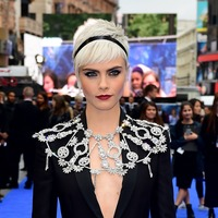 Why does Cara Delevingne's fairy in Carnival Row have an Irish accent?