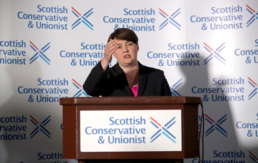 I'm leaving! Ruth Davidson quits as Tory leader in Scotland