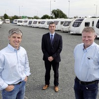 Brothers pump six-figure investment into caravan business