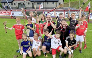 Dungannon's new hurling club facilities 'transform the sporting landscape'