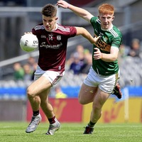 Cork and Galway Minors competing in third chance saloon