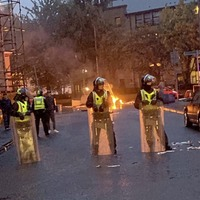 Sectarian clashes in Glasgow 'unacceptable'