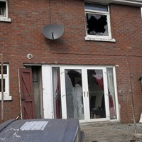 Man arrested after arson attack on north Belfast house