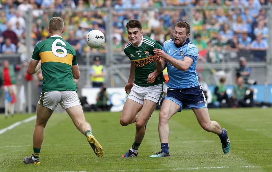 Kerry boss Peter Keane happy to have another shot at Dublin
