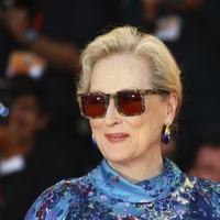 Meryl Streep dazzles at The Laundromat premiere in Venice