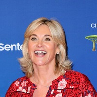 Anthea Turner 'bursting with happiness' over engagement