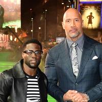 Dwayne 'The Rock' Johnson posts emotional message after Kevin Hart car crash
