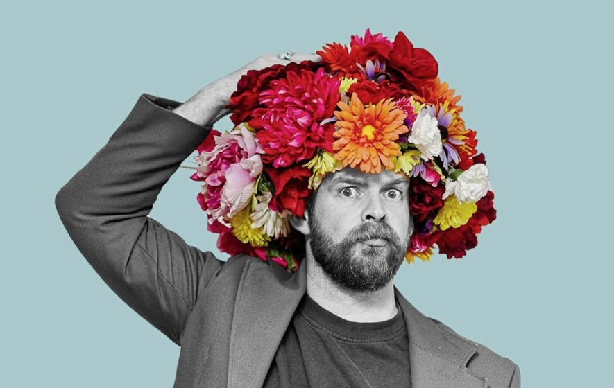 Belfast comic and clown Paul Currie bounces into the Black Box