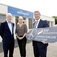 SSE and Workspace launch 'Learning for Life' skills fund