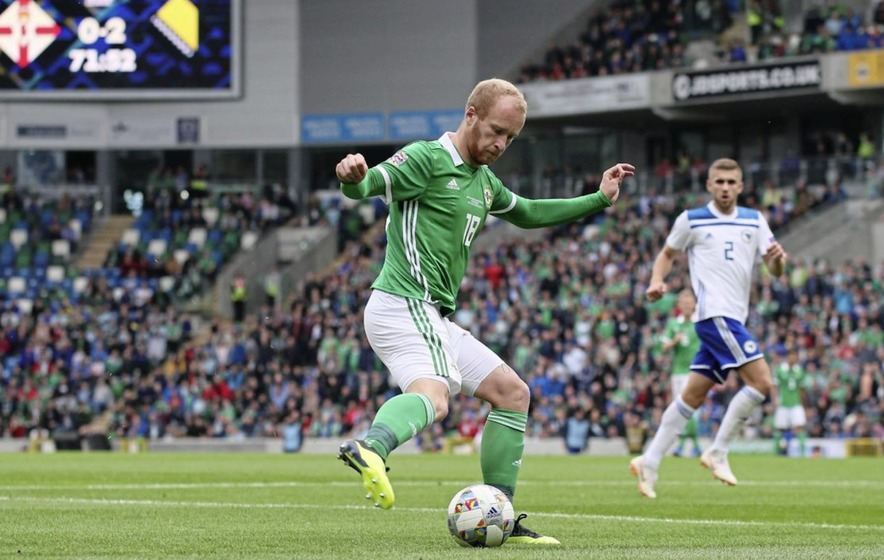 Northern Ireland preparations hit by injuries to Boyce and