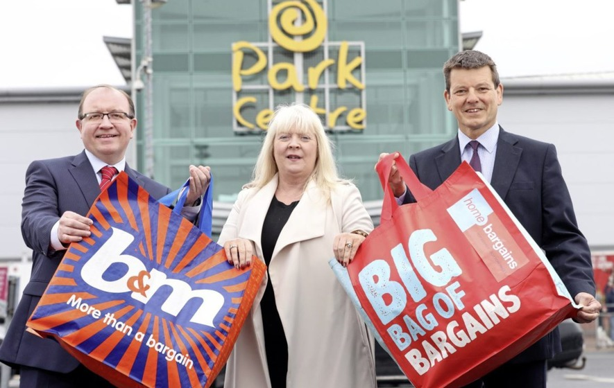 Major jobs boost as B&M and Home Bargains superstores to