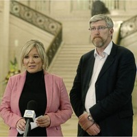 Silence of senior Sinn Féin figures on John O'Dowd challenge to Michelle O'Neill leadership 'signficant'