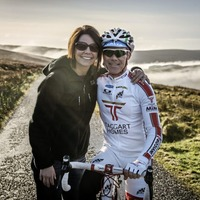 Endurance cyclist sets new record for cycling across Ireland