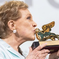 Dame Julie Andrews honoured with Golden Lion at Venice Film Festival
