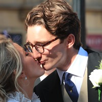 Ellie Goulding 'overwhelmed with gratitude' after marrying Caspar Jopling