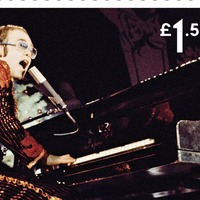 Elton John gets special stamp of approval for musical contribution