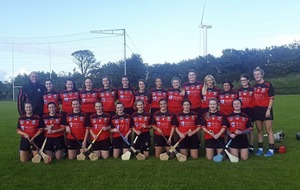 Colourful Ahoghill camogs advance to Junior camogie final
