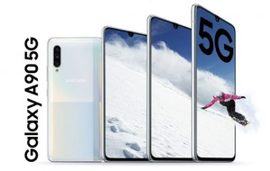 Samsung announces first mid-range 5G smartphone