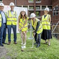 Henry Brothers breaks ground on £9m Nottingham university project