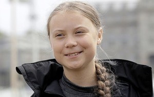Sleb Safari: Greta Thunberg and her GQ goody bag