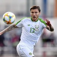 Fifty cap milestone for Jeff Hendrick who retains his 2020 Euro vision
