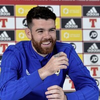 Liam Donnelly delighted to be back with Northern Ireland