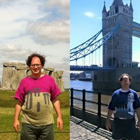 Knitting enthusiast creates jumpers that match his travel destinations